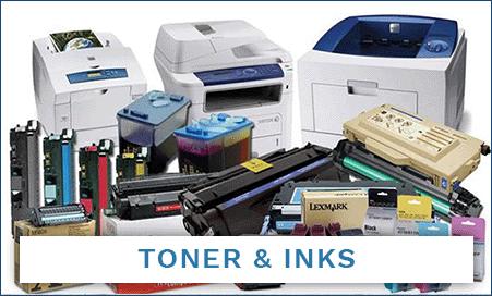 Toner & Inks